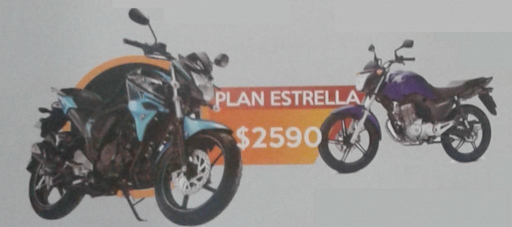 MOTOS 100 FINANCIADA EN PESOS CUOTA FIJA