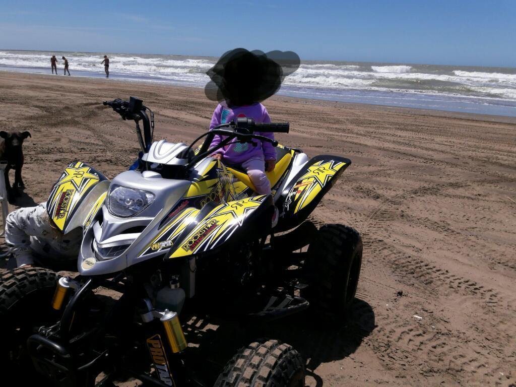 Cuatriciclo Jaguar Atv 250 Limited Ploteado Mod 2013