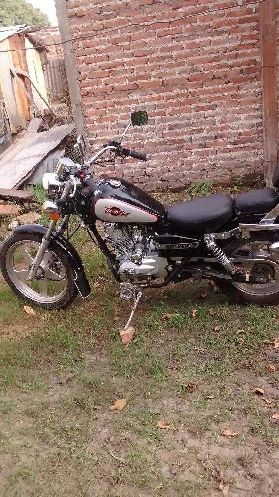 Vendo Moto Guerrero Gmx 150
