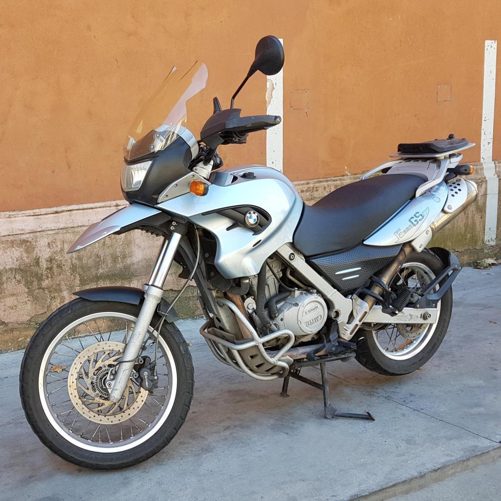 Moto Bmw Gs 650 Monocilindrica