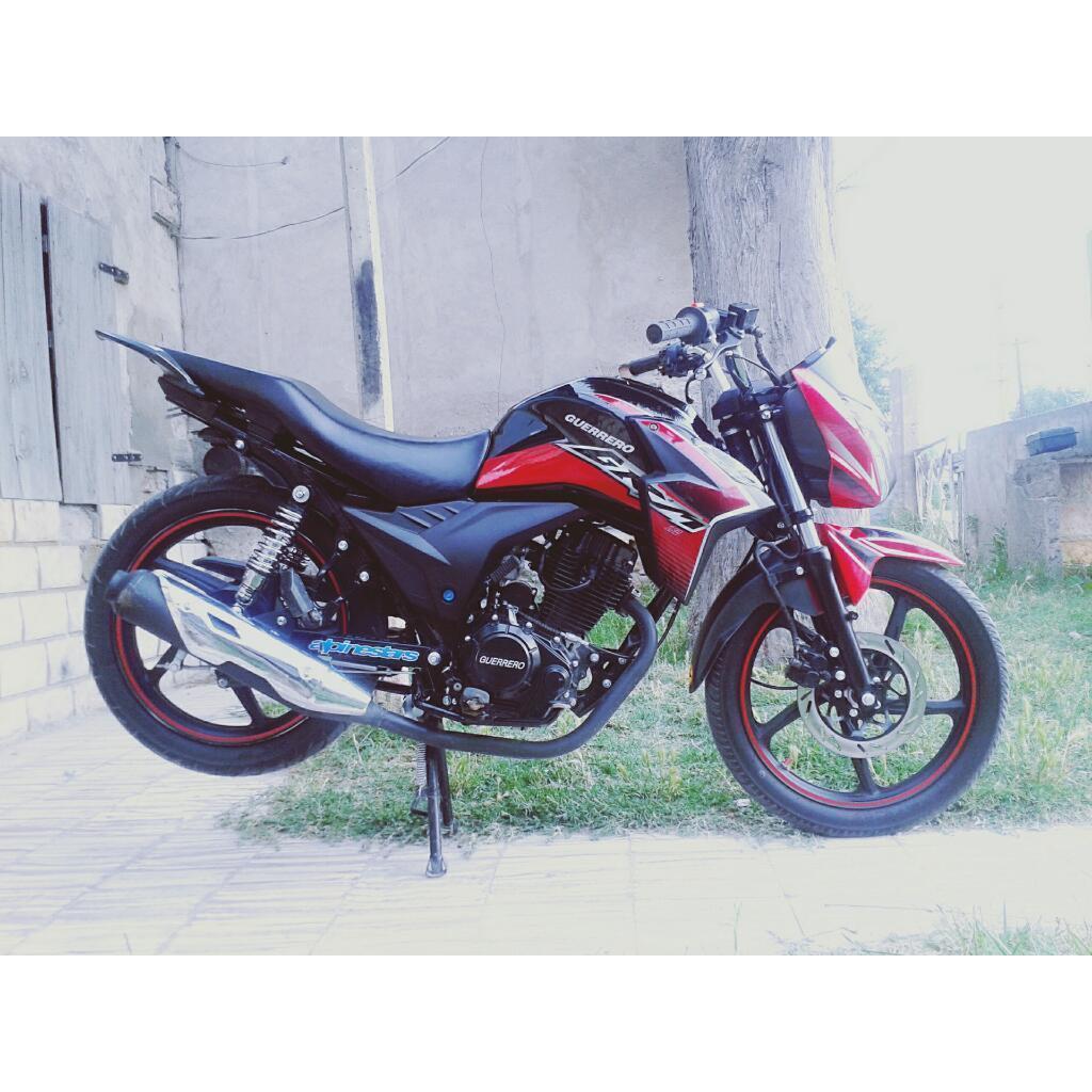 Moto 150 C.c