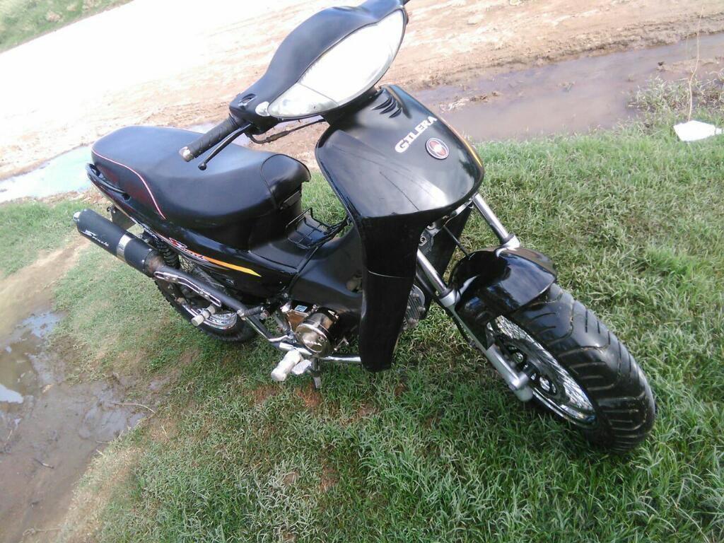 Vendo Moto 110cc
