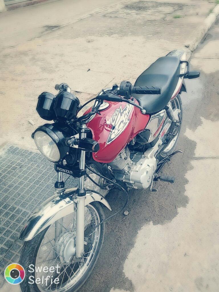 Vendo 2 Motos Honda