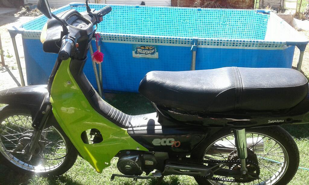 Vendo Motomel 70 Cc