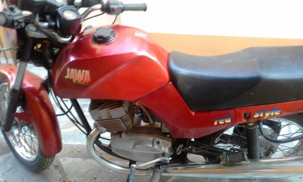 Moto Jawa 350/640 Style venta O Permuta