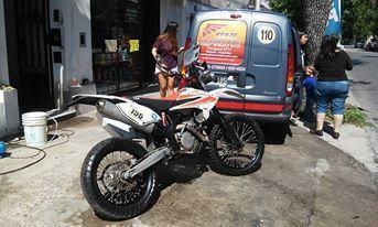 TITULAR BETA RR 450 Factory motor KTM original 2010