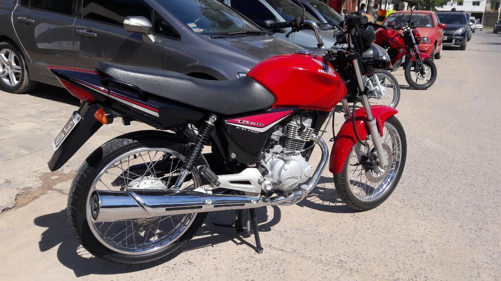 Vendo Honda Cg Titan 2.014