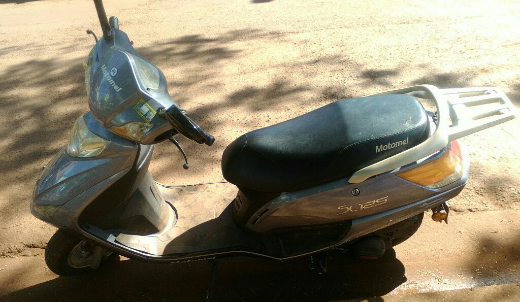 Motomel125 Automatica 2015 Papeles Todos