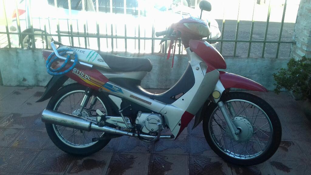 Vendo Guerrero 110