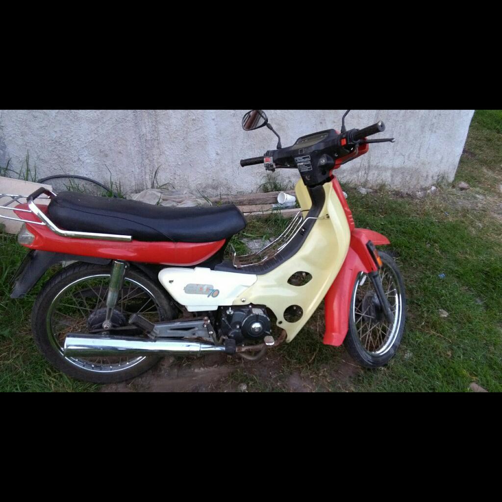 Motomel Eco 70 Cc