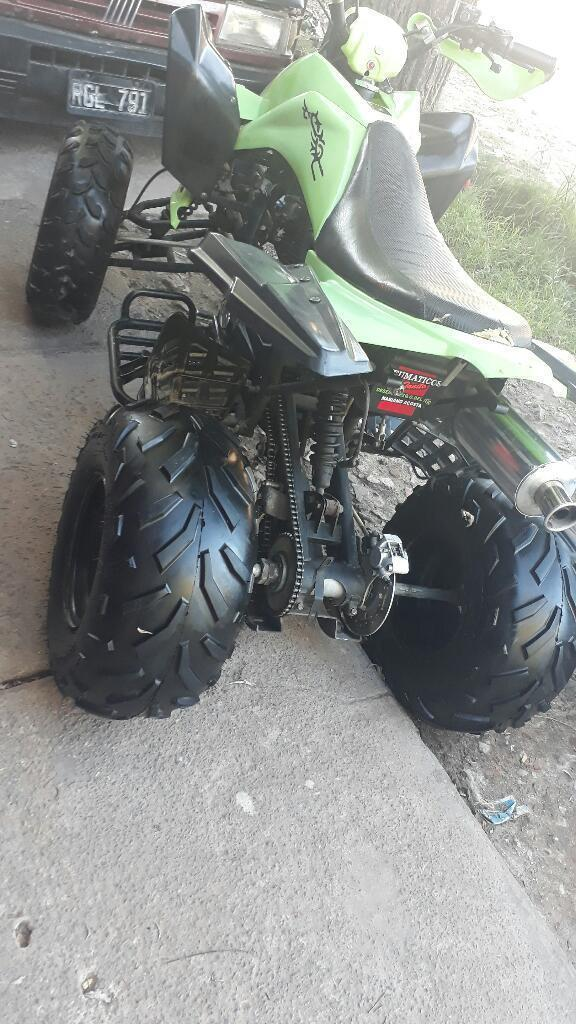 Vendo Jaguar 200 Atv Parrillero