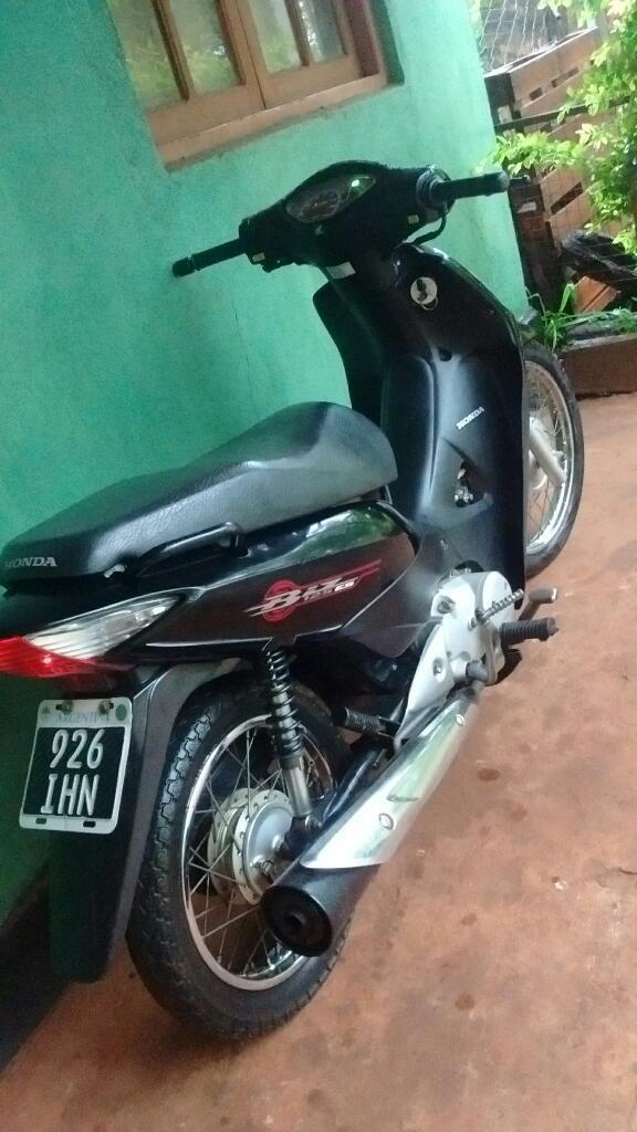 Honda Biz 125 2012 Muy Linda