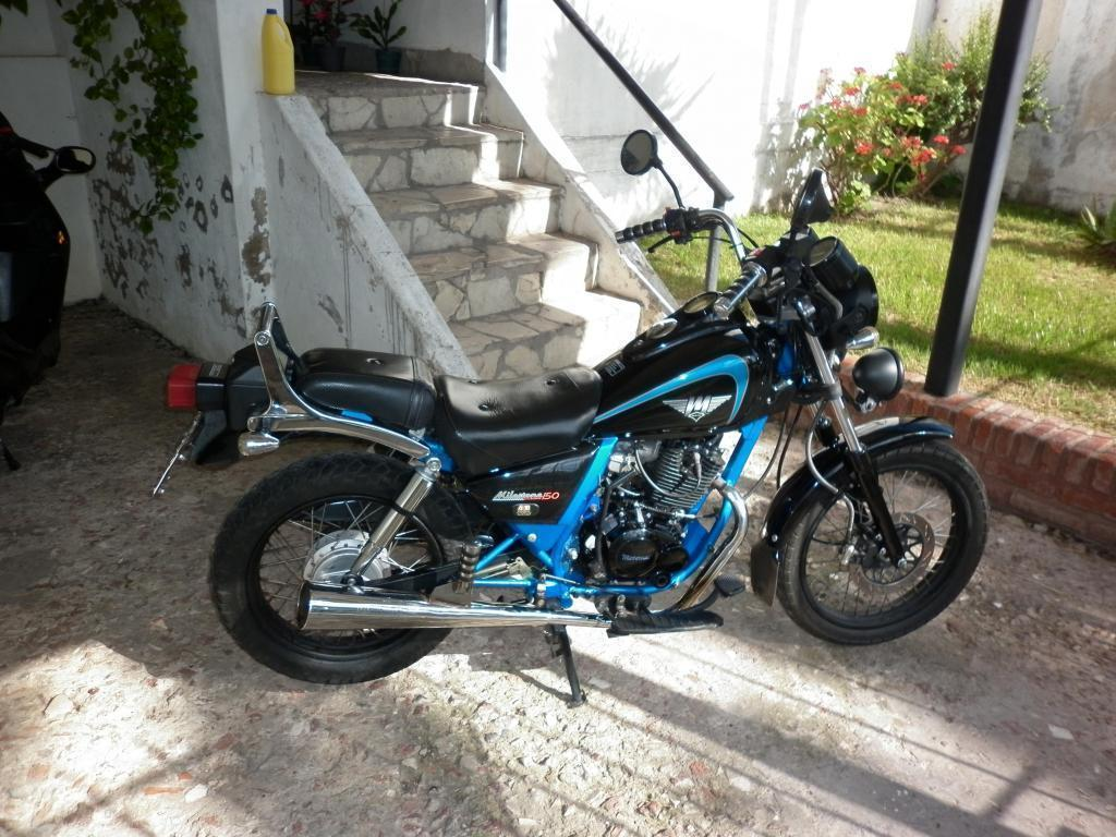 motomel milestone 150 impecable
