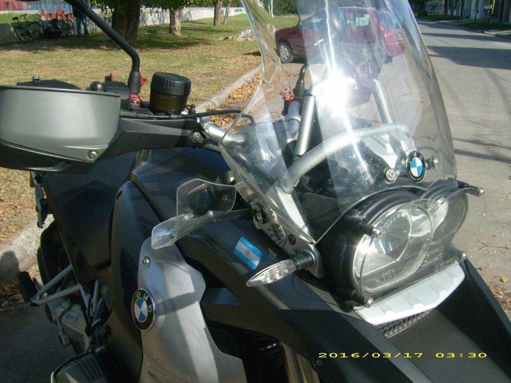 BMW GS 1200 MOD. 2011 MUY EQUIPADA