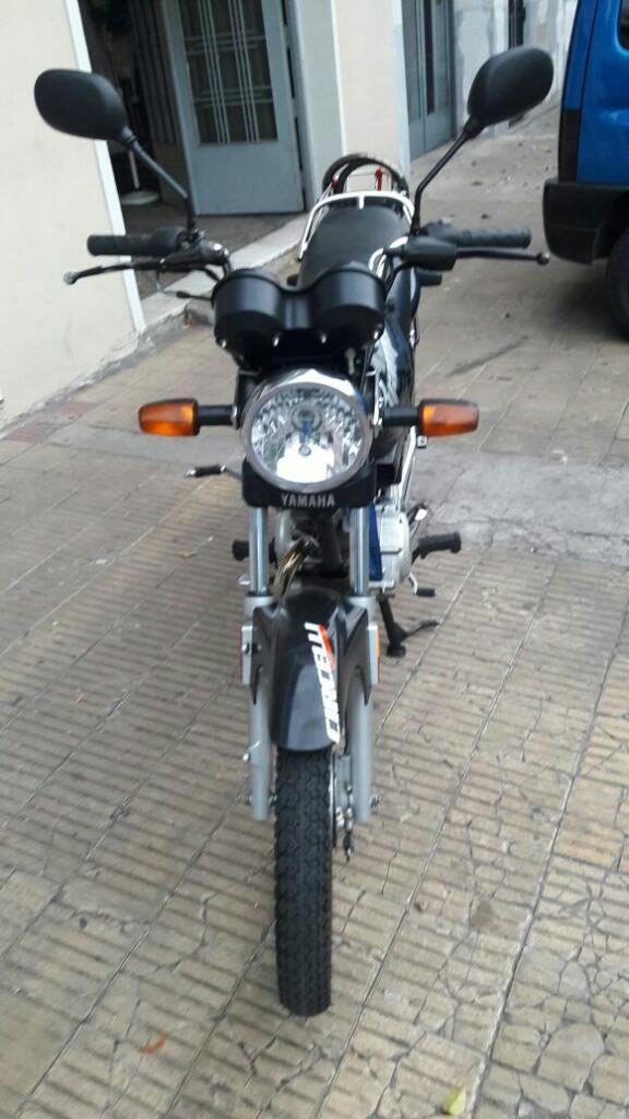 Yamaha Ybr 2009