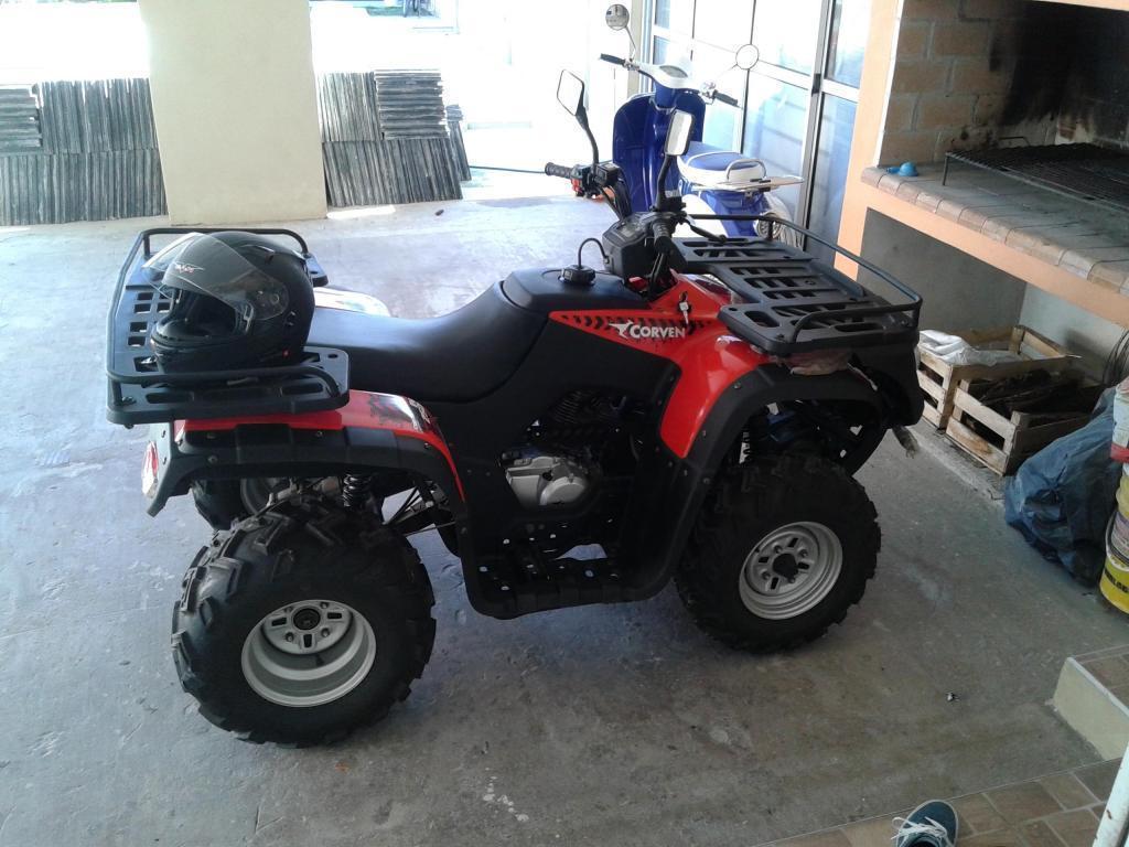 VENDO CUATRI CORVEN 250cc
