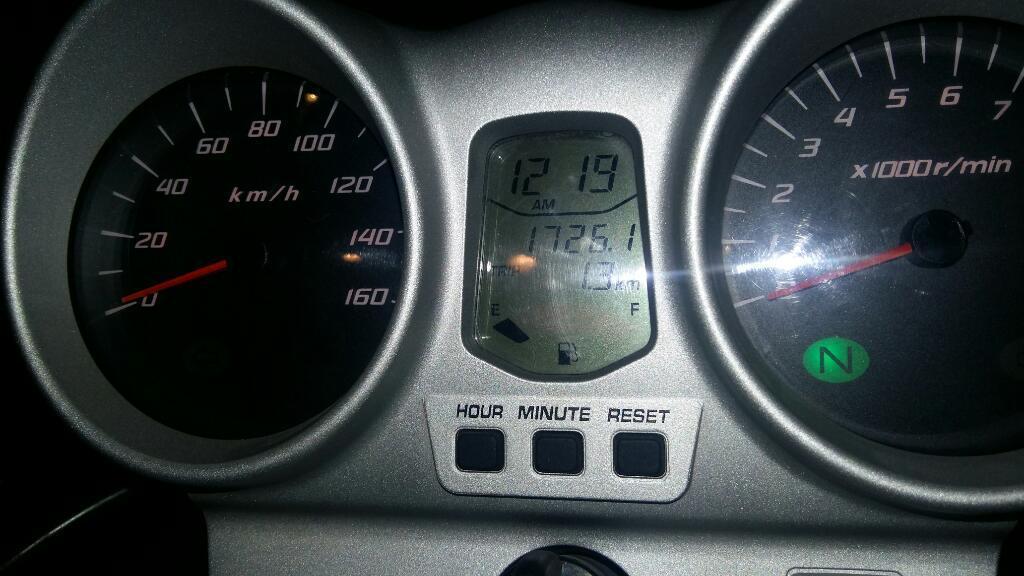 Honda Twister 250 Año 2014