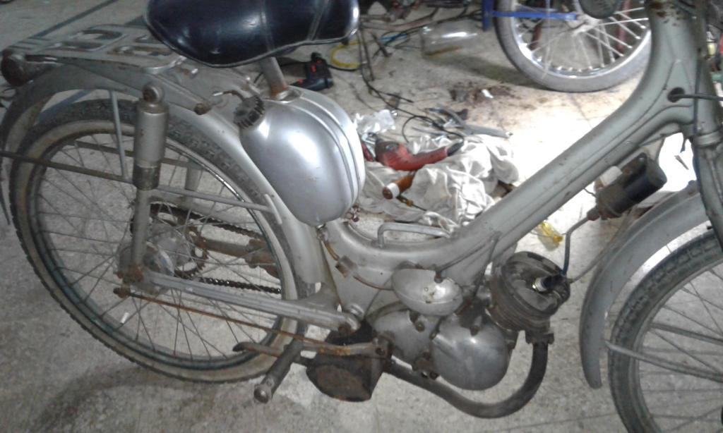 ciclomotor siambreta inocenti 100 original