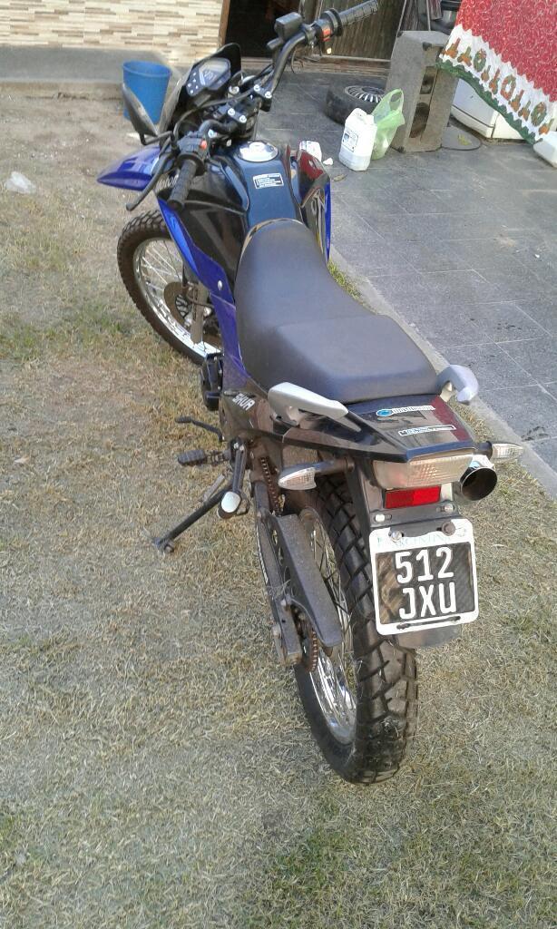 Motomel Skua 200 Modelo 2013 Titular