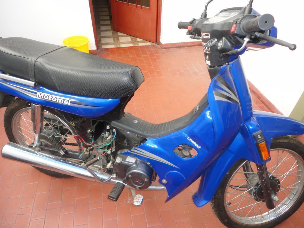 Moto Motomel Eco70 Impecable