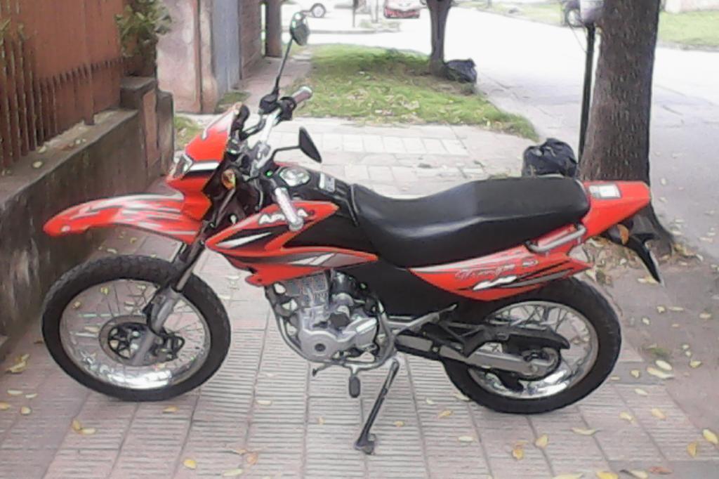 Moto Appia Stronger 150 Enduro