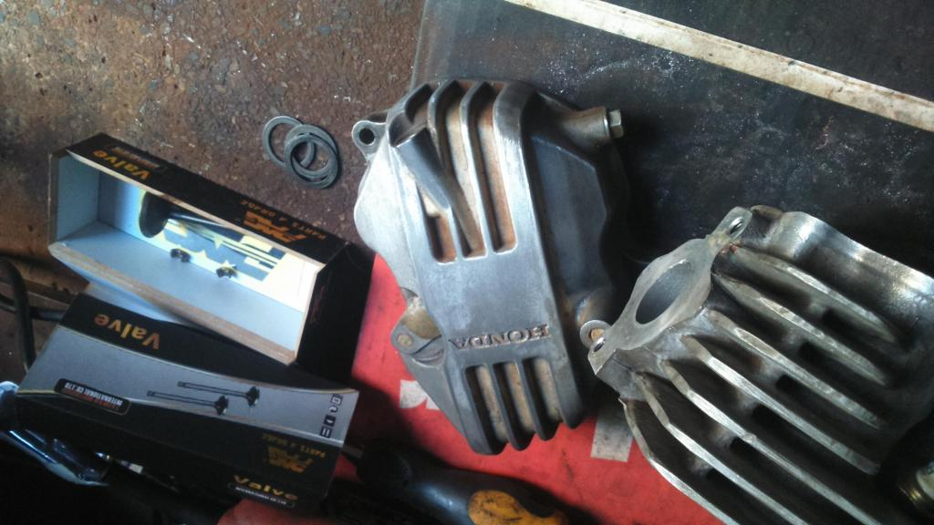 Vendo Taba Cilindro Fan 125 Original Com