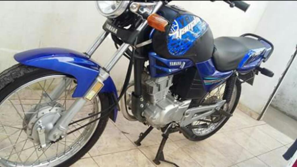 Yamaha Ybr 125 Modelo 2013