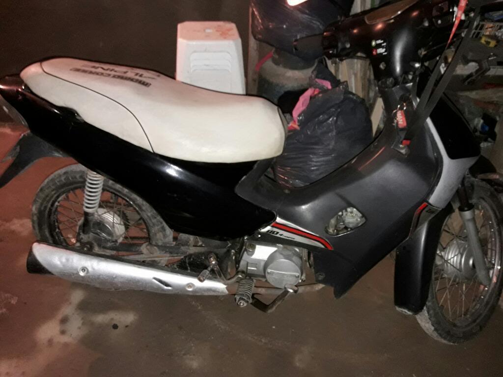 Vendo 2 Motos Gerrero G90 Zanella 110