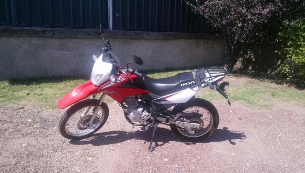 Honda Xr 150 Cc. 2500 Km