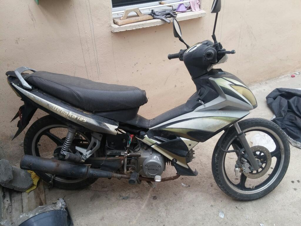 Vendo Appia Beraka 125cc