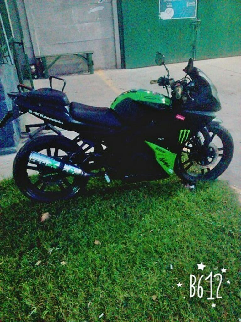 Vendo Mondial Ex 150 K Motor 200