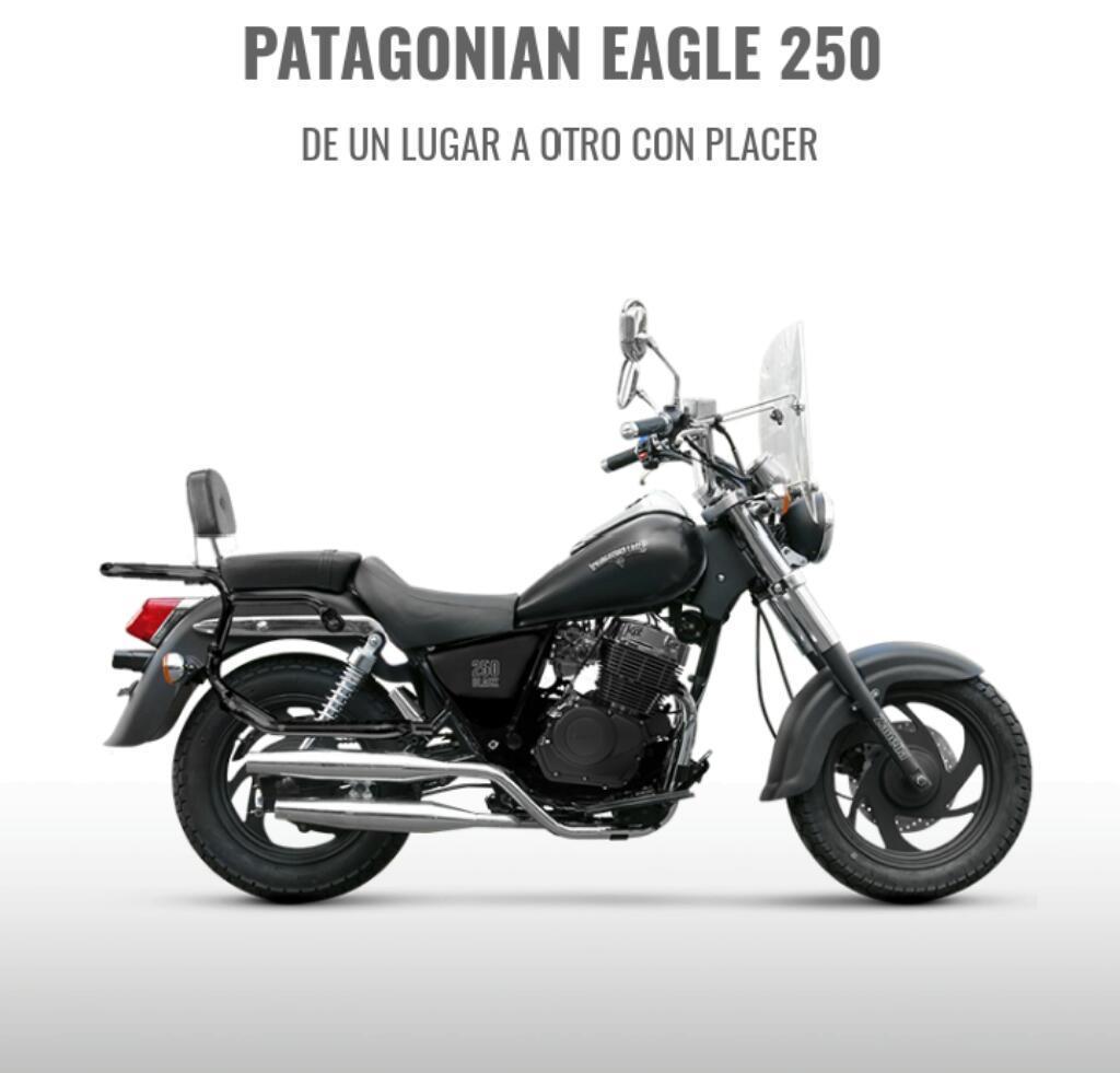 Zanella Patagonian Eagle 250