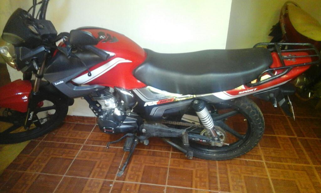 Moto Zanella Rx 125