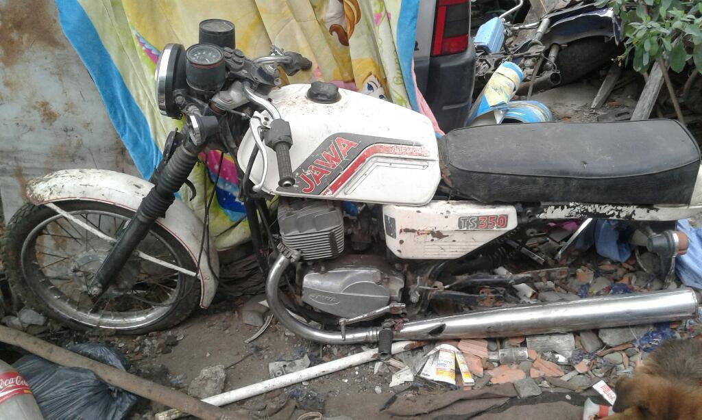 Vendo Moto Jawa 350