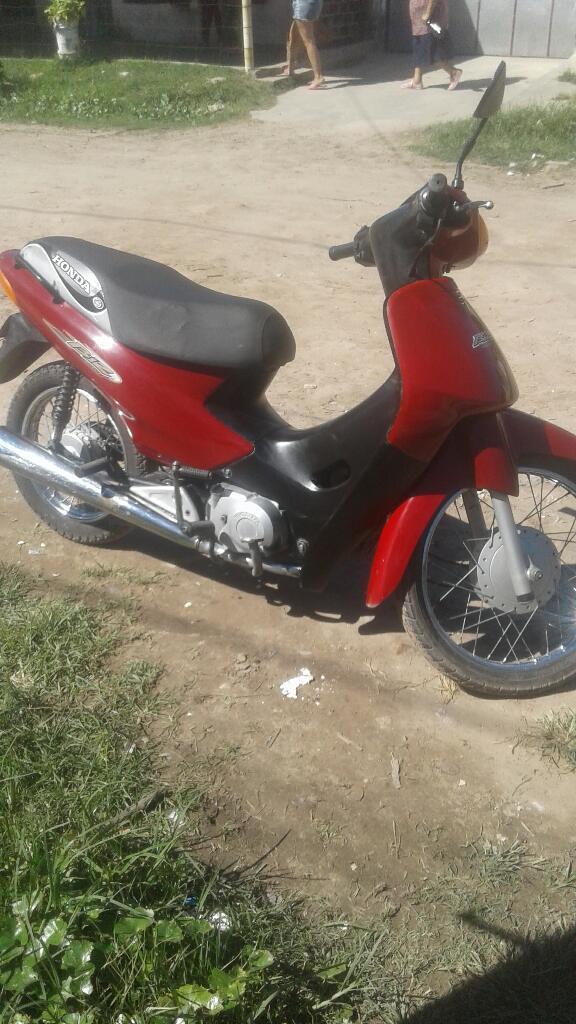 Moto Honda Biz Modelo 98