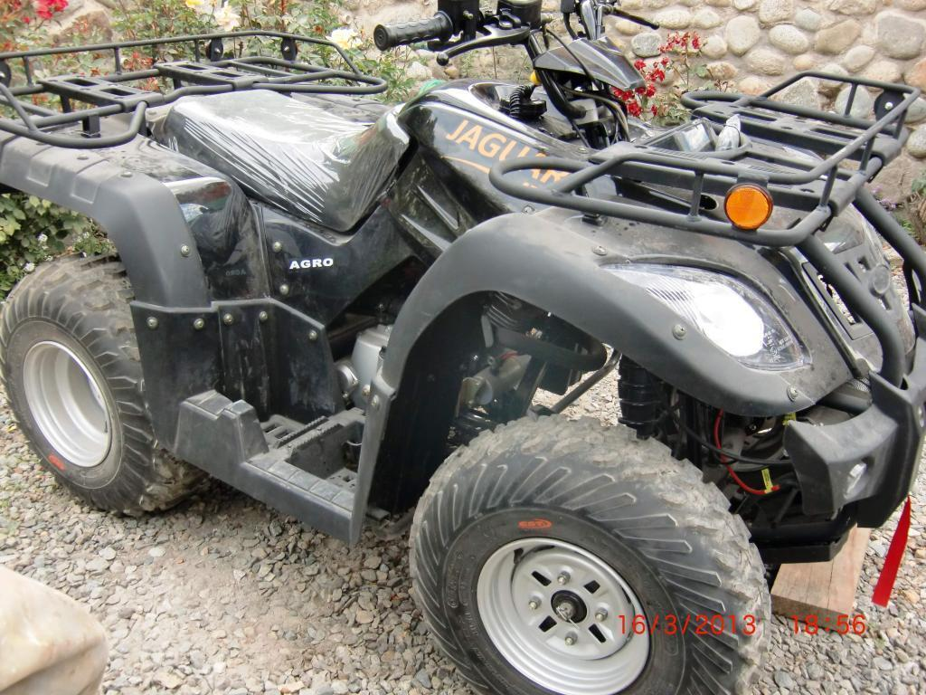 Zanella/jaguar Gf250 Parrillero, Motor Jianshe, Malakate