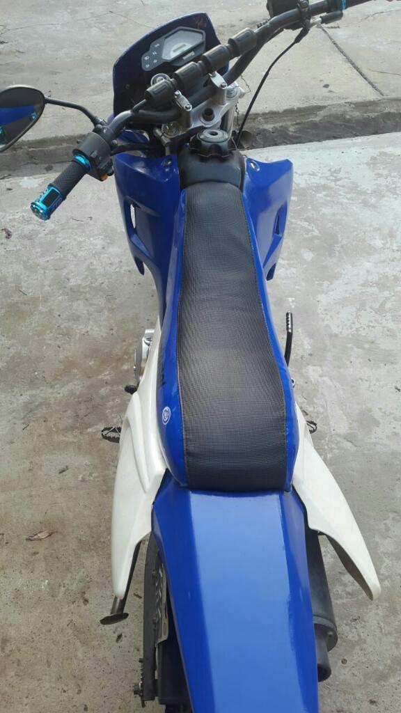 Vendo Motomel 125 X3m Modelo 2013