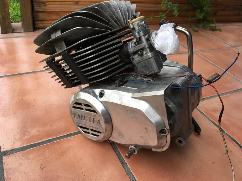 Motor Zanella 200 2T