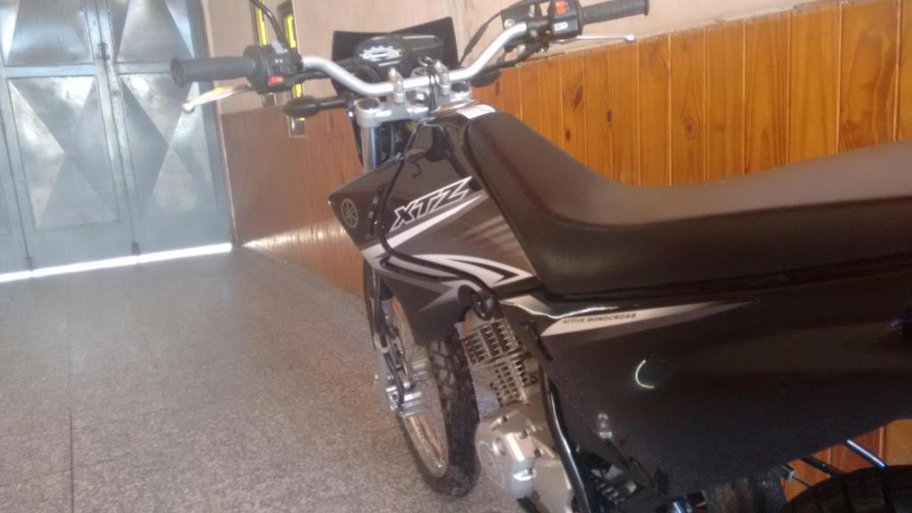 Yamaha XTZ 125 !!!! No honda, suzuki, kawasaki, xr, bross