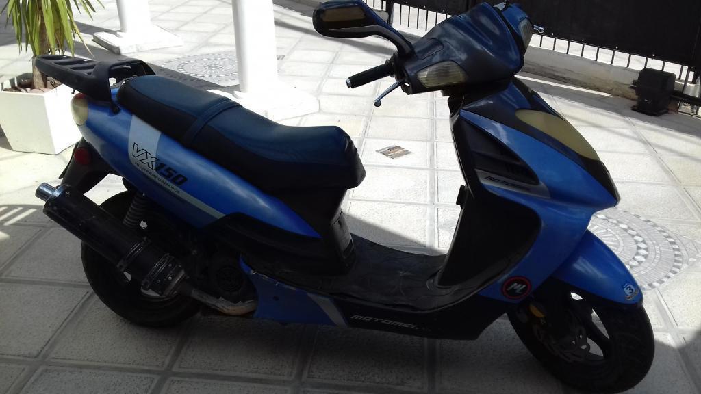 MOTO VX 150 Motomel 2011 automatica