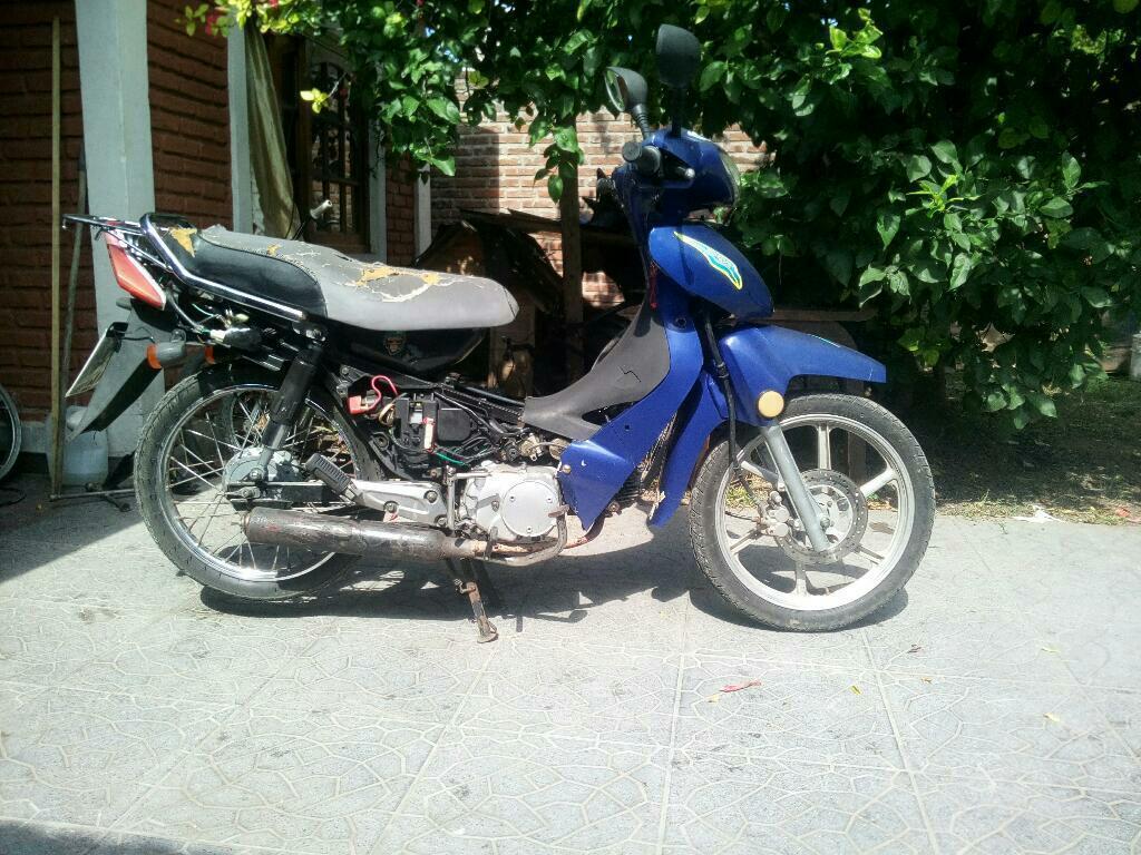 Permuto O Vendo Moto Jincheng Jc 110