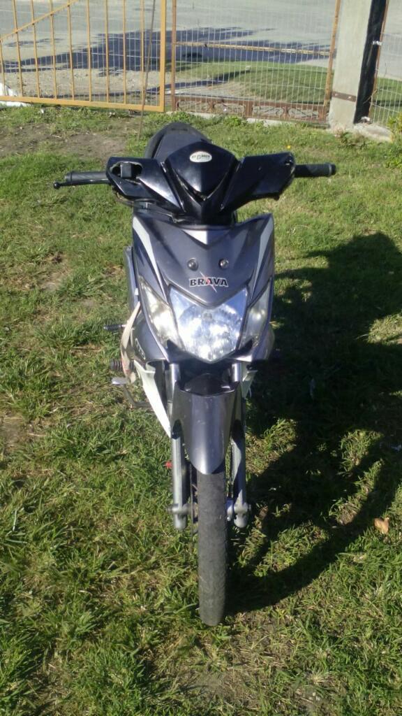 Moto 110 Brava Alpina