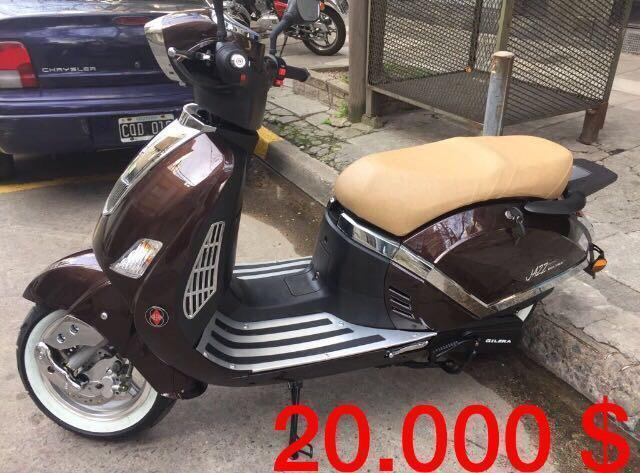 Scooter Gilera Jazz 150