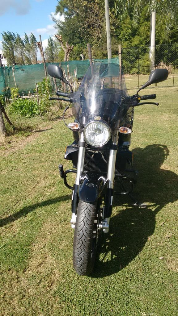Vendo Moto Jawa Ruta 40_6 600 cilindradas
