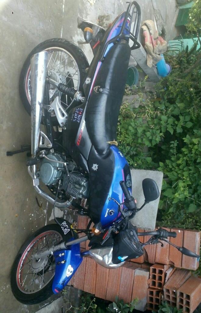 Vendo Moto Zanella 150 Rx