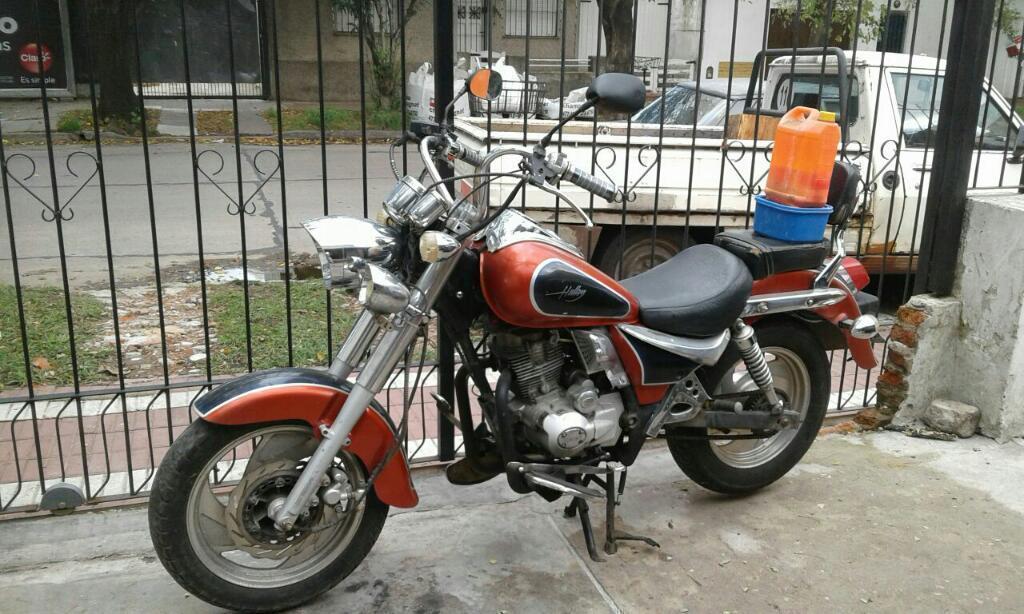 Vendo Moto Chopera Mod 2010 Maveric 250