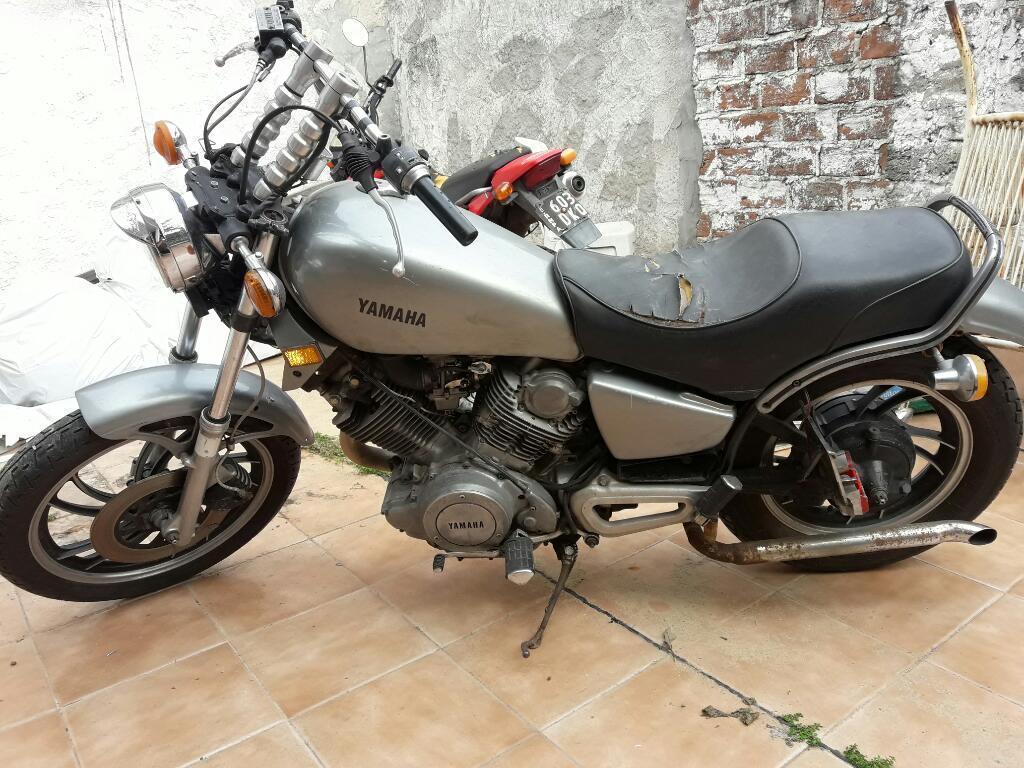 Yamaha Virago 750 1982 sin Funcionar