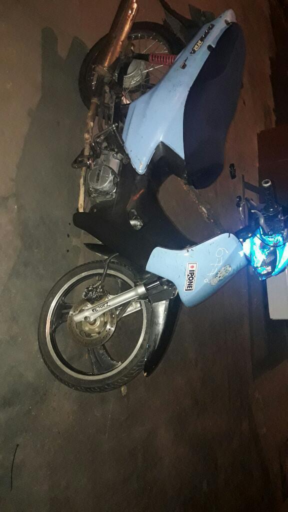 Vendo O Permuto Yamaha Ybr 125 Y Zanella