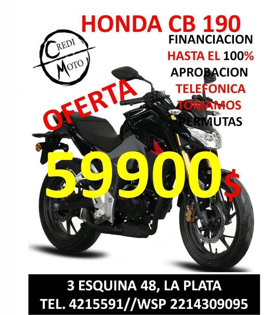 HONDA CB 190 59900