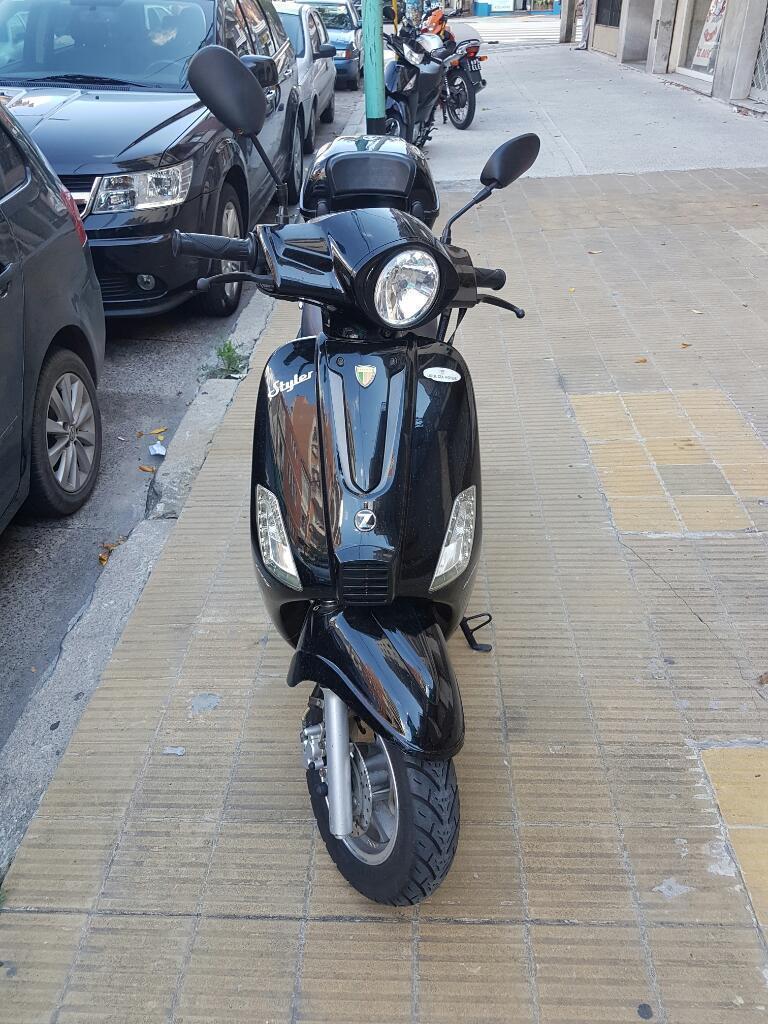 Moto Zanella Styler 125